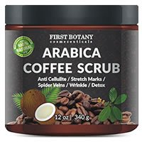 First Botany Arabica Coffee Scrub Review