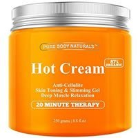 Pure Body Naturals Slimming Hot Cream Review