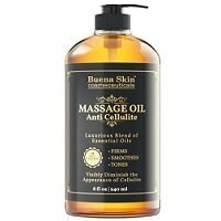 Buena Skin Anti Cellulite Massage Oil Review