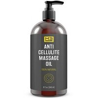 M3 Naturals Anti Cellulite Massage Oil Review