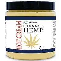 Zatural Cannabis Hemp Hot Cream Review